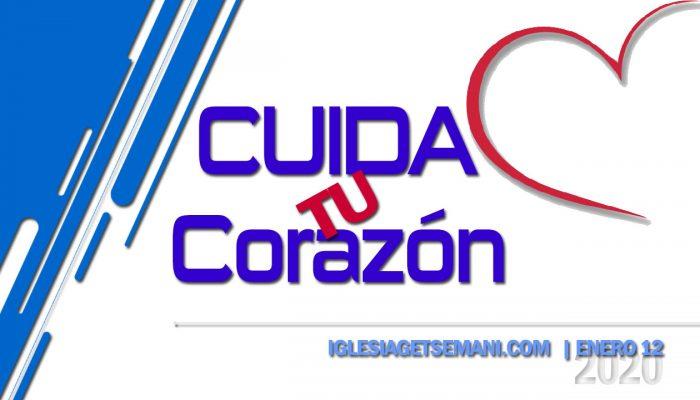 """Cuida tu Corazón"""